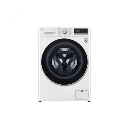 LG Washing machine with dryer F4DN408S0 Front loading, Washing capacity 8 kg, Drying capacity 5 kg, 1400 RPM, Direct drive, A, D
