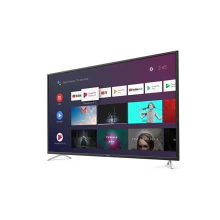 "Sharp 65BL2EA 65"" (165cm), Smart TV, Android 9.0 (Pie), 4K UHD, Wi-Fi, DVB-T/T2/C/S/S2, Black, 3840 x 2160"