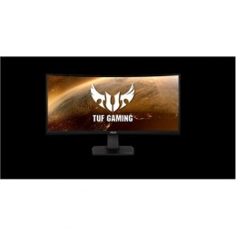 "Asus Gaming VG35VQ 35 "", VA, WQHD, 3440 x 1440 pixels, 21:9, 1 ms, 300 cd/m², Black"