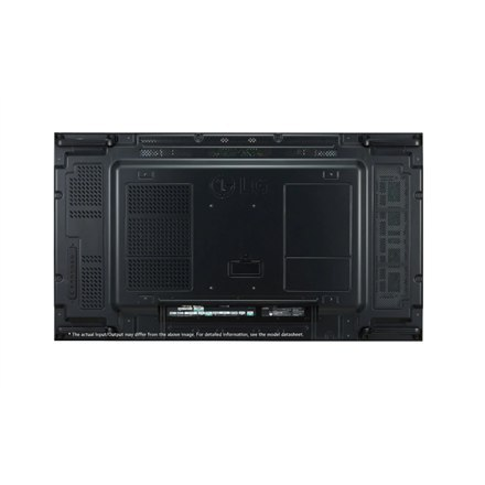"LG SVH7F Series 55"" 700cd/m2/8ms/ HDMI DP DVI-D USB Audio"
