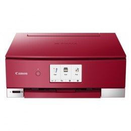 Canon PIXMA TS8352 EUR 3775C046 Colour, Inkjet, Multifunctional Printer, A4, Wi-Fi, Red
