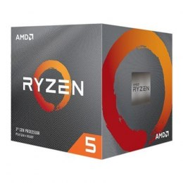 AMD Ryzen 5 3600XT, 3.8 GHz, AM4, Processor threads 12, Packing Retail, Processor cores 6, Component for PC