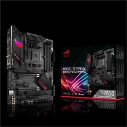 Asus ROG STRIX B550-E GAMING Memory slots 4, Processor family AMD, ATX, DDR4, Processor socket AM4, Chipset AMD B