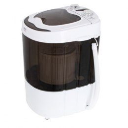 Camry Mini washing machine CR 8054 Top loading, Washing capacity 3 kg, Depth 37 cm, Width 36 cm, White/Gray