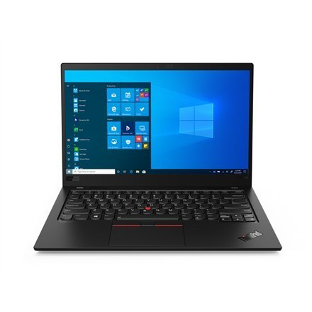 "Lenovo ThinkPad X1 Carbon (8th Gen) Black, 14.0 "", IPS, Touchscreen, Full HD, 1920 x 1080, Matt, Intel Core i7, i7-10610U, 16 GB"