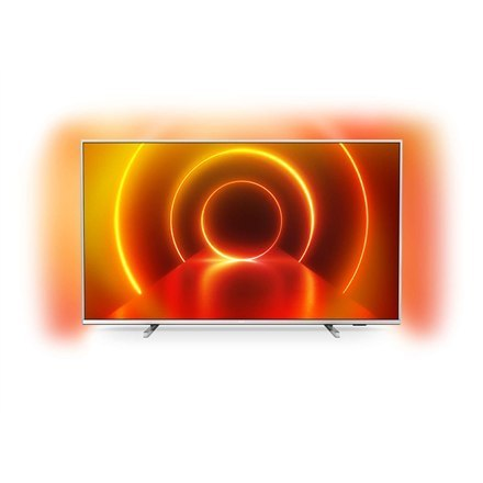 "Philips 43PUS7855/12 43"" (108cm), Smart TV, Saphi, 4K UHD, 3840 x 2160 pixels, Wi-Fi, DVB-T/T2/T2-HD/C/S/S2, Light-silver"