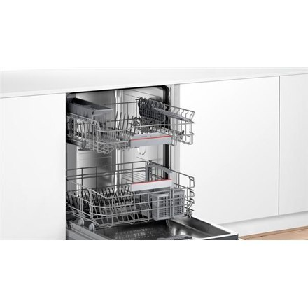 Bosch Dishwasher SMV4HAX48E Built-in, Width 60 cm, Number of place settings 13, Number of programs 6, A++, Display, AquaStop fun
