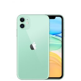 "Apple iPhone 11 Green, 6.1 "", IPS LCD, 828 x 1792 pixels, Hexa-core, Internal RAM 4 GB, 256 GB, Single SIM, Nano-SIM and eSIM, 3"