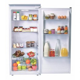 Candy Refrigerator CIL 220 NE A+, Built-in, Larder, Height 122.5 cm, Fridge net capacity 197 L, 40 dB, White