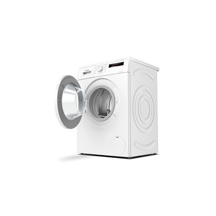 Bosch Washing mashine WAN280L3SN Front loading, Washing capacity 8 kg, 1400 RPM, A+++, Depth 59 cm, Width 59.8 cm, White, LED, D