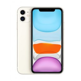 "Apple iPhone 11 White, 6.1 "", IPS LCD, 828 x 1792 pixels, Hexa-core, Internal RAM 4 GB, 64 GB, Single SIM, Nano-SIM and eSIM, 3G"