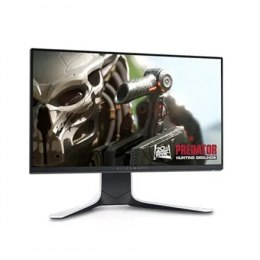 "Dell Alienware LCD Gaming Monitor AW2521HFLA 24.5 "", IPS, FHD, 1920 x 1080, 16:9, 1 ms, 400 cd/m², Black/Silver"