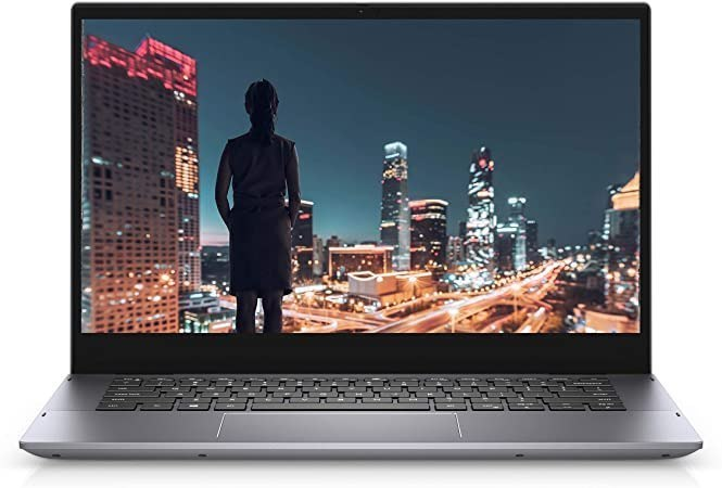 "Dell- Inspiron 14 5400 2in1 Gray, 14.0 "", Touchscreen, Full HD, 1920 x 1080, Intel Core i5, i5-1035G1, 8 GB, DDR4, SSD 512 GB, I"
