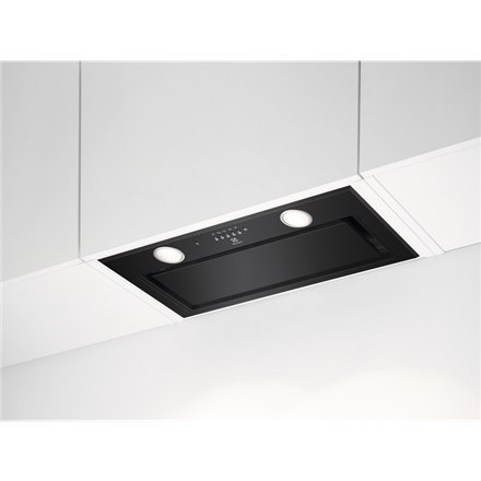 Electrolux Built-in Cooker Hood LFG716R Energy efficiency class A, Canopy, Width 54 cm, 580 m³/h, Touch control / Remote control