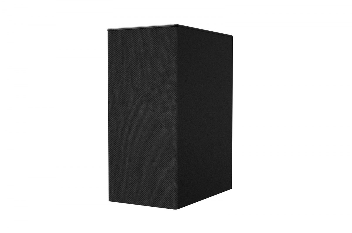 LG 3.1.2 Channel High Res Audio Soundbar with Dolby Atmos SN7Y Bluetooth, Wireless connection, Black, 380 W