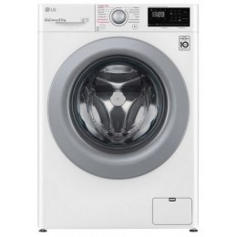 LG Washing machine F2WN2S6S4E Front loading, Washing capacity 6.5 kg, 1200 RPM, Direct drive, A +++ -20%, Depth 46 cm, Width 60