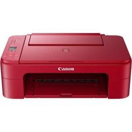 Canon PIXMA TS3352 EUR 3771C046 Colour, Inkjet, Multifunction Printer, A4, Wi-Fi, Red