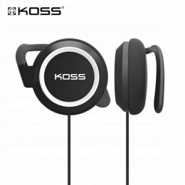 Koss Headphones KSC21k In-ear/Ear-hook, 3.5mm (1/8 inch), Black,