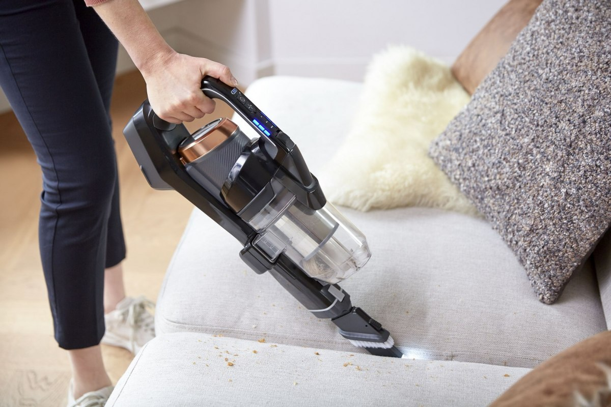 Bissell Vacuum cleaner Icon Advanced 25V Cordless operating, Handstick and Handheld, 25.2 V, Operating time (max) 50 min, Black