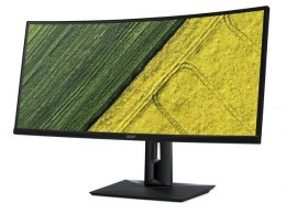 "Acer Monitor CZO Series CZ340CKBbmijqphuzx 34 "", IPS, 3440 x 1440 pixels, 21:9, 5 ms, 300 cd/m², Black"
