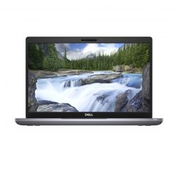 "Dell Latitude 5411 Gray, 14 "", WVA, Full HD, 1920 x 1080, Matt, Intel Core i7, i7-10850H, 16 GB, DDR4, SSD 512 GB, NVIDIA GeFor"