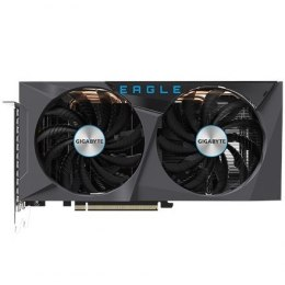 Gigabyte GV-N3060EAGLE OC-12GD NVIDIA, 12 GB, GeForce RTX 3060, GDDR6, PCI-E 4.0 x 16, Cooling type Active, HDMI ports quantity