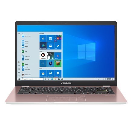 "Asus E410MA 14"" HD N4020/4GB/128GB/Intel UHD 600/Win10/ENG kbd/2Y Warranty/"