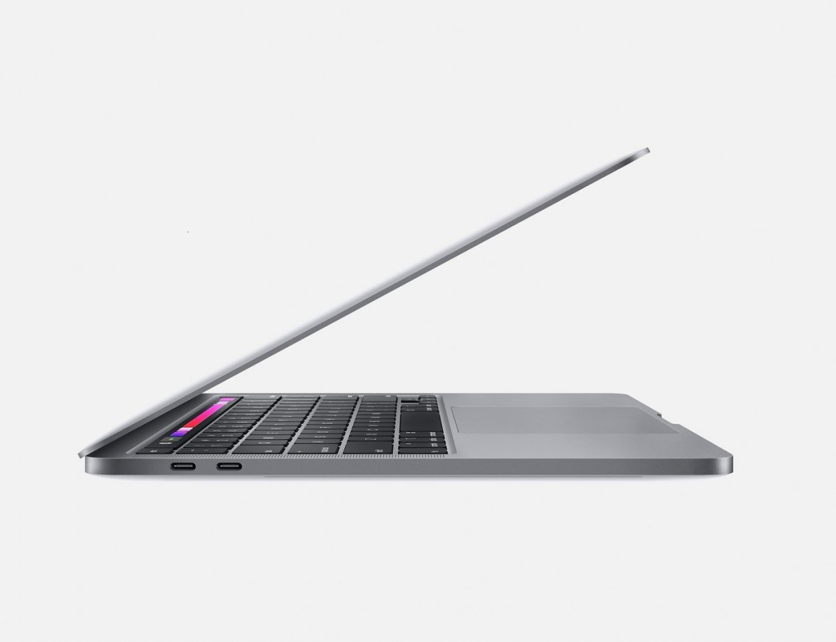 "Apple MacBook Pro Retina with Touch Bar Space Gray, 13.3 "", IPS, 2560 x 1600, Apple M1, 8 GB, SSD 256 GB, Apple M1 8-core GPU, W"