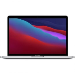 "Apple MacBook Pro Silver, 13.3 "", IPS, 2560 x 1600, Apple M1, 8 GB, SSD 512 GB, Apple M1 8-core GPU, Without ODD, macOS, 802.11a"