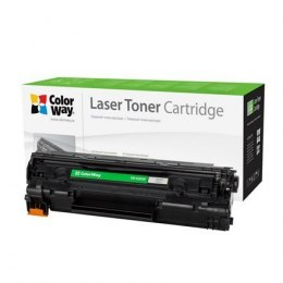 ColorWay Econom Toner TONER, Black, HP CE285A; Canon 725