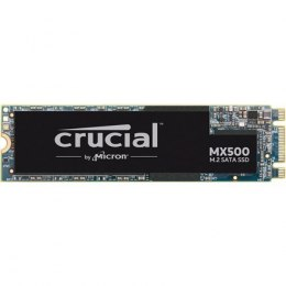 Crucial MX500 250 GB, SSD interface M.2, Write speed 510 MB/s, Read speed 560 MB/s