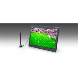 Muse Portable LCD TV M-335TV 10″ (26 cm), TFT LCD, 800 x 400 pixels, Black