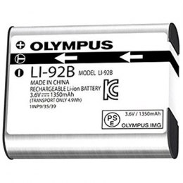 Olympus Lithium Ion rechargeable battery (1350 mAh) for Olympus TG-5 (LI-92B)