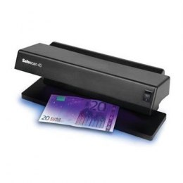SAFESCA 45 Black, Suitable for Banknotes, ID documents, Number of detection points 1,